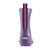 Cirrus™ Toddler's Charley Tall Rain Boot in Paisley Purple Back