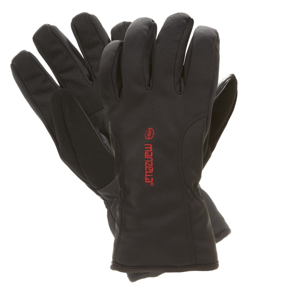 Men's Versatile Outdoor Gloves Pair Straight On View