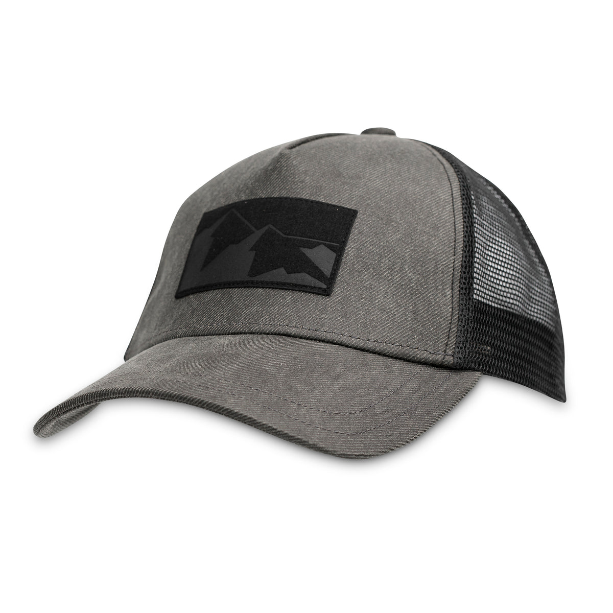 Pistil Men's PEAK Trucker Hat