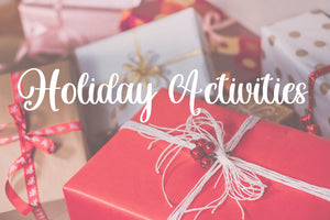 2020 Holiday Activities