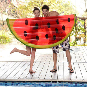 Pool Party Inflatable Watermelon Slice