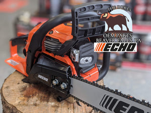 A Brief Overview of the Echo CS-4910 Chainsaw!