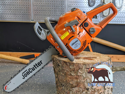 HOLZFFORMA AND JONCUTTER CHAINSAWS - www.SawSalvage.co Traverse Creek Inc.