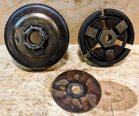 Clutches and Sprockets - www.SawSalvage.co Traverse Creek Inc.