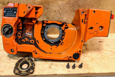 Crankcase Parts - www.SawSalvage.co Traverse Creek Inc.