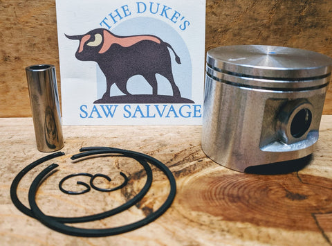 THE DUKE'S HUSQVARNA 372 XP PISTON AND RINGS 50MM 503 69 12-71