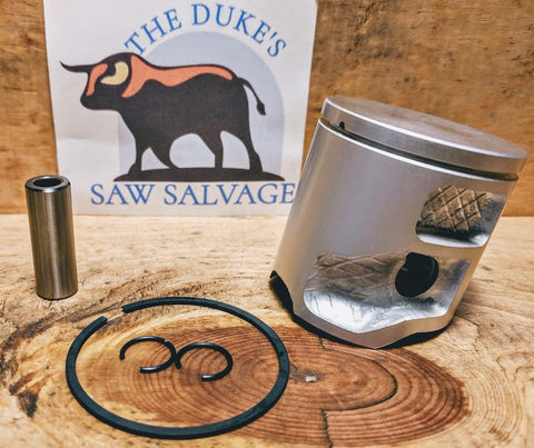 THE DUKE'S HUSQVARNA 545 550XP PISTON AND RINGS 43MM 577 04 70-02