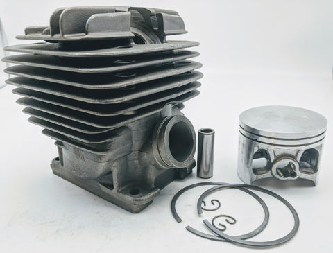THE DUKE'S NIKASIL PISTON AND CYLINDER KIT FITS STIHL MS661 1144 020 1200 56MM - www.SawSalvage.co Traverse Creek Inc.
