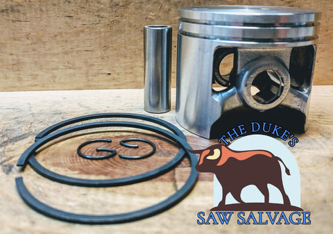 THE DUKE'S HUSQVARNA 394 K950 PARTNER K950 PISTON 56MM  506 15 56-02 and 503 46 02-02