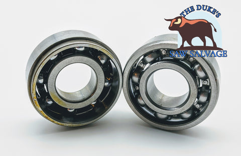 THE DUKE'S CRANK BEARINGS SET FITS STIHL 044 MS440 034 036 MS360