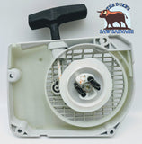 THE DUKE'S RECOIL REWIND PULL STARTER COVER FITS STIHL 034 036 MS360