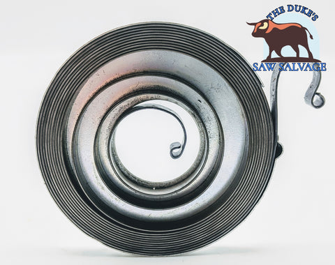 THE DUKE'S NEW STARTER RECOIL SPRING FITS STIHL TS400 CONCRETE SAW