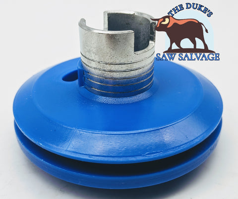 THE DUKE'S STARTER PULLEY FITS HUSQVARNA K650 K750 K950 K960 K970