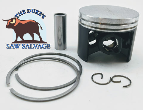 THE DUKE'S PERFORMANCE COATED PISTON FITS STIHL 044 MS440 HOLZFFORMA G444  12MM PIN 50MM