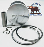 THE DUKE'S PERFORMANCE COATED PISTON FITS STIHL MS341 MS361 47MM - www.SawSalvage.co Traverse Creek Inc.