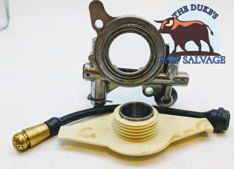 THE DUKE'S OIL PUMP FITS HUSQVARNA 362 365 371XP 372XP 385XP 390XP