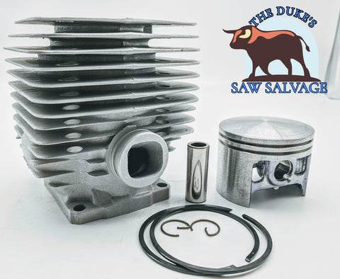 THE DUKE'S PISTON AND CYLINDER KIT FITS STIHL 056 MAGNUM 56MM 1115 020 1202