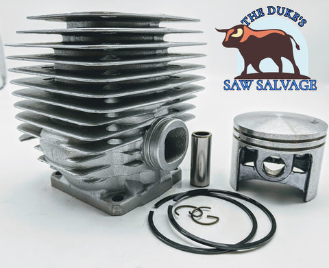 THE DUKE'S PISTON AND CYLINDER KIT FITS STIHL 045 056 AV SUPER 1115 020 1205 54mm