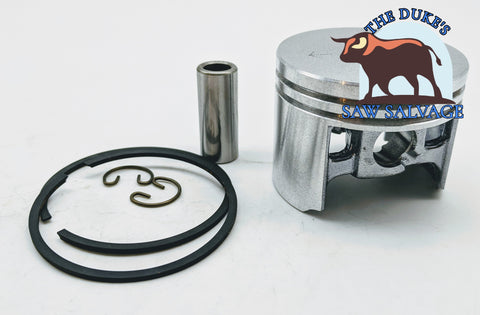 THE DUKE'S PISTON AND RING SET FITS DOLMAR 120 49MM
