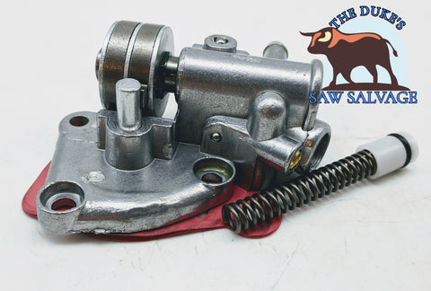 THE DUKE'S OIL PUMP FITS STIHL 070 090 1106 640 3202 - www.SawSalvage.co Traverse Creek Inc.