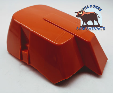 THE DUKE'S HEAVY DUTY AIR FILTER COVER FITS HUSQVARNA 365 371XP 372XP - www.SawSalvage.co Traverse Creek Inc.