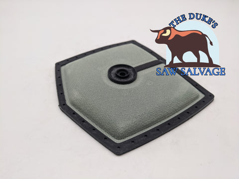 DUKE'S AIR FILTER FITS MCCULLOCH PM700 10-10 PM555 PRO MAC 10 SERIES 216685 - www.SawSalvage.co Traverse Creek Inc.