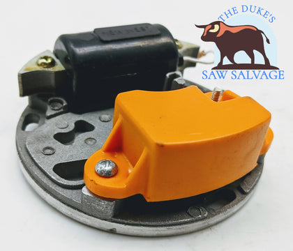 THE DUKE'S IGNITION COIL FITS STIHL 070 090 - www.SawSalvage.co Traverse Creek Inc.