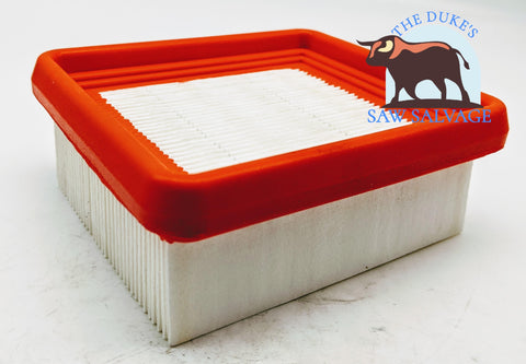 THE DUKE'S AIR FILTER FITS HILTI DSH700 DSH900 DSH700X DSH900X 261990 - www.SawSalvage.co Traverse Creek Inc.