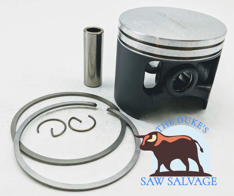 THE DUKE'S PERFORMANCE COATED PISTON FITS HUSQVARNA K1250 3120XP 60MM - www.SawSalvage.co Traverse Creek Inc.