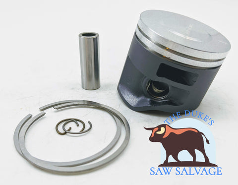 THE DUKE'S PERFORMANCE COATED POP UP PISTON FITS STIHL MS391 49MM - www.SawSalvage.co Traverse Creek Inc.
