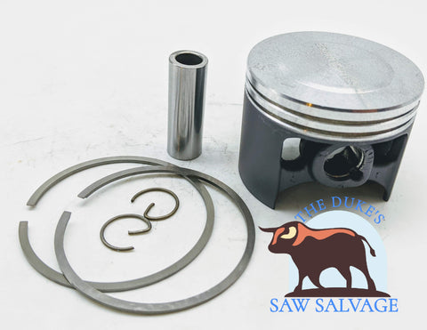 THE DUKE'S PERFORMANCE COATED POP UP PISTON FITS STIHL 046 MS460 52MM - www.SawSalvage.co Traverse Creek Inc.