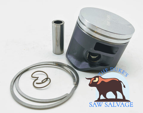 THE DUKE'S PERFORMANCE COATED PISTON FITS STIHL MS391 49MM - www.SawSalvage.co Traverse Creek Inc.