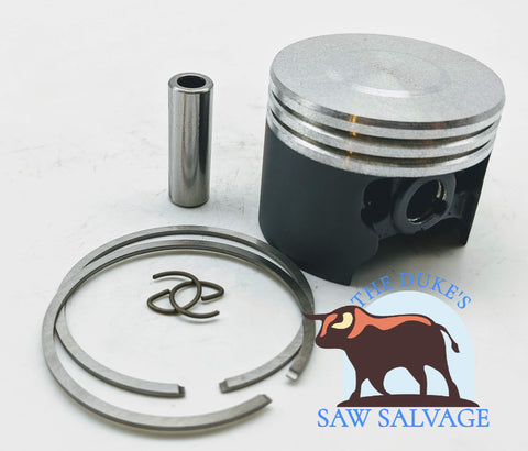 THE DUKE'S PERFORMANCE COATED POP UP PISTON FITS STIHL 036 MS360 48MM - www.SawSalvage.co Traverse Creek Inc.