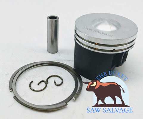 THE DUKE'S PERFORMANCE COATED PISTON FITS STIHL 028 SUPER 46MM - www.SawSalvage.co Traverse Creek Inc.