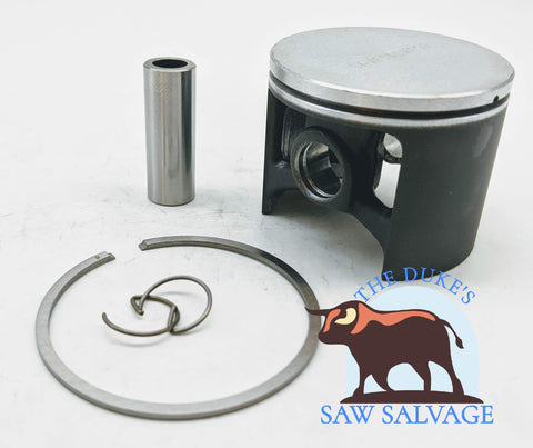 THE DUKE'S PERFORMANCE COATED PISTON FITS HUSQVANA 288XP 54MM - www.SawSalvage.co Traverse Creek Inc.