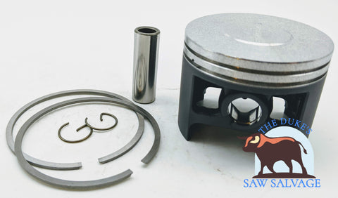 THE DUKE'S PERFORMANCE COATED POP-UP PISTON FITS STIHL 088 MS880 60MM - www.SawSalvage.co Traverse Creek Inc.
