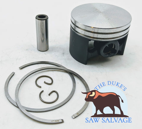 THE DUKE'S PERFORMANCE COATED PISTON FITS STIHL 026 MS260 44.7MM - www.SawSalvage.co Traverse Creek Inc.