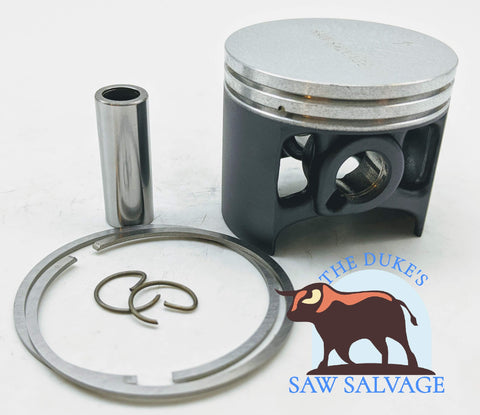 THE DUKE'S PERFORMANCE COATED PISTON FITS STIHL 064 52MM - www.SawSalvage.co Traverse Creek Inc.