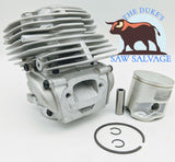 THE DUKE'S HUSQVARNA 555 560 562XP REPLACEMENT PISTON AND CYLINDER 575 35 58-05