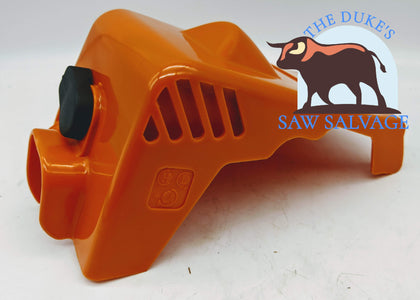 THE DUKE'S AIR FILTER CYLINDER TOP COVER FITS STIHL 017 018 MS170 MS180 - www.SawSalvage.co Traverse Creek Inc.