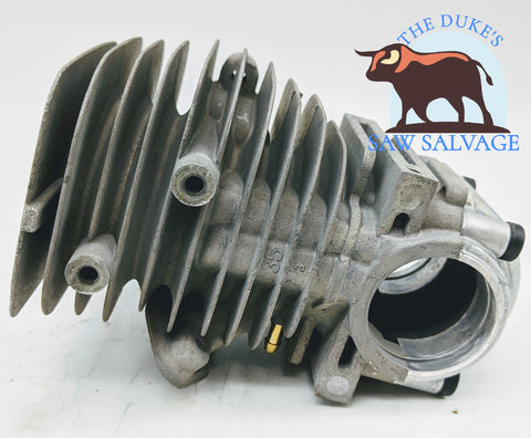 GENUINE OEM ECHO CS-355T CYLINDER P021041760 - www.SawSalvage.co Traverse Creek Inc.