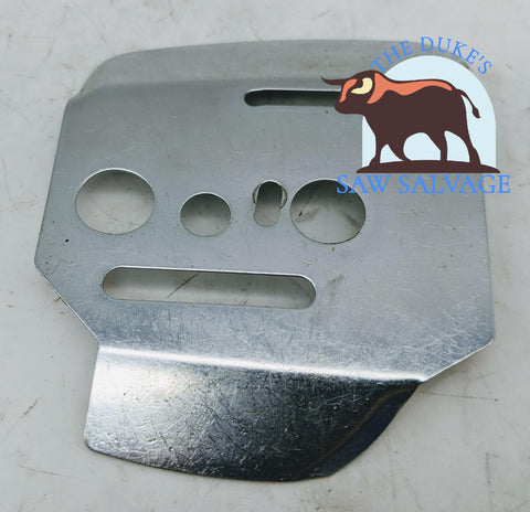 THE DUKE'S INNER BAR PLATE SHIM FITS STIHL 066 MS660 HOLZFFORMA G660 - www.SawSalvage.co Traverse Creek Inc.