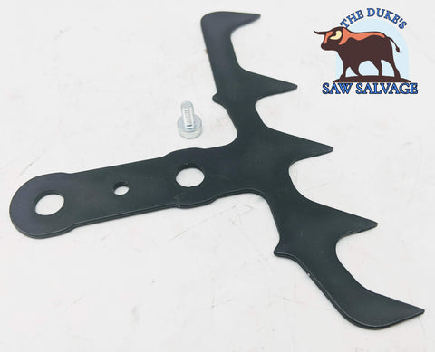 GENUINE OEM ECHO TIMBER WOLF CS-590 CS-600P OUTER BUCKING SPIKE DAWG