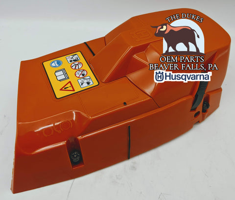 GENUINE OEM HUSQVARNA 371XP 372XP COMPLETE COVER ASSEMBLY 503 62 78-08