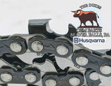GENUINE OEM HUSQVARNA X CUT CHAIN .375 .058 68DL C85 581 62 69-68