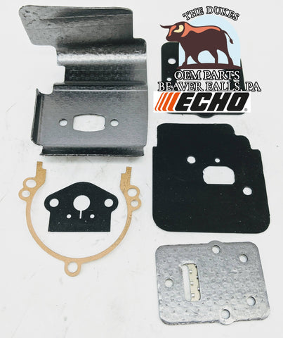 GENUINE OEM ECHO GASKET SET SRM-225 GT-225 AND MORE P021015981