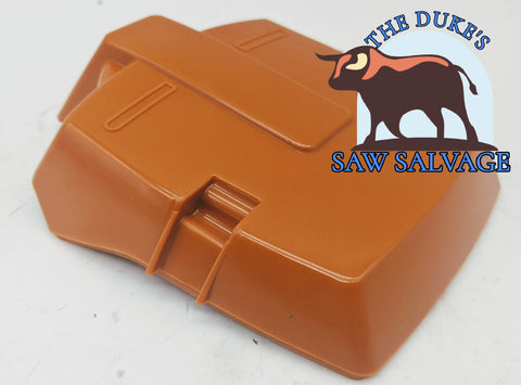 THE DUKE'S LOW TOP AIR FILTER COVER HUSQVARNA 362 365 372XP
