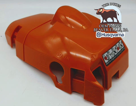 GENUINE OEM HUSQVARNA 135 140 435 440 TOP CYLINDER COVER 504 79 02-01