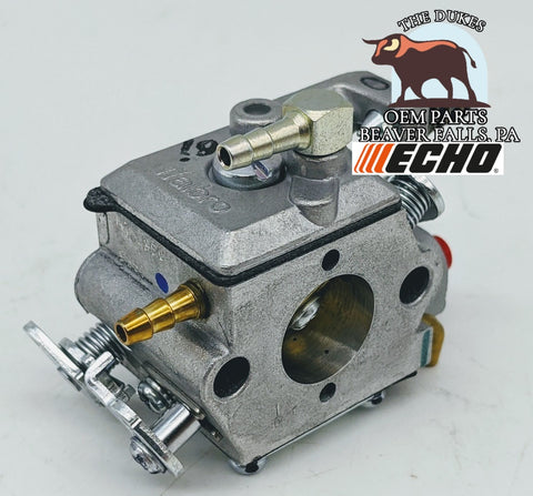 GENUINE OEM ECHO CS-370 CS-400 CARBURETOR WALBRO WT-985  A021001921
