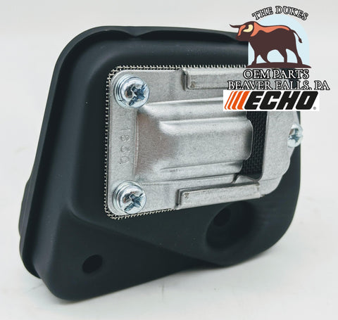 GENUINE OEM ECHO CS-355T MUFFLER EXHAUST P021041790